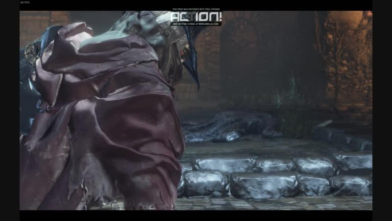 Dark Souls III Хранители Бездны