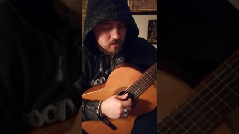 Песня иеромонаха Романа Сон мне приснился в моем исполнении