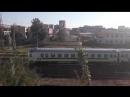 Лвчд 1 Київ Пассажирський прибутя вагонів на потяг 4 столиць післяКВР
