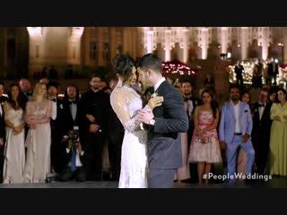Priyanka chopra & nick jonas wedding 2018
