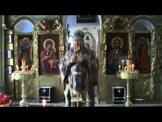 Проповедь Митрополита Адриана в неделю крестопоклонную