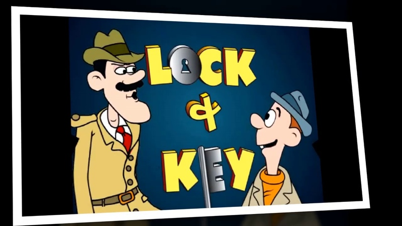 Kid's box 3 story unit 5 Lock Key Detective Agency: A beautiful painting