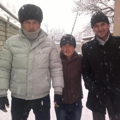 Бекзодбек Хайдаров, 6 января , Шадринск, id196533074