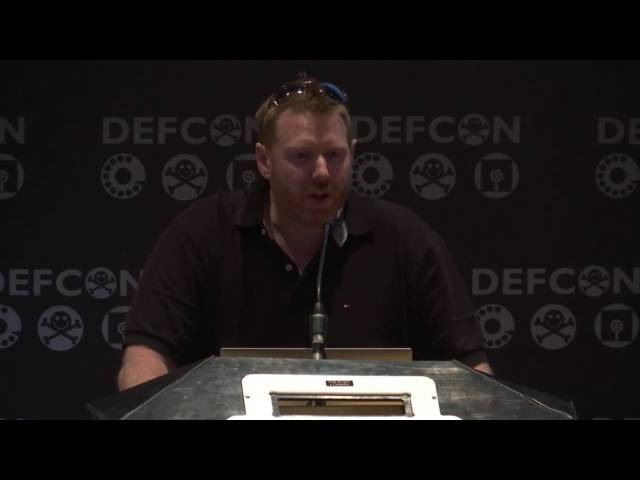 DEF CON 24 - Chris Rock - How to Overthrow a Government