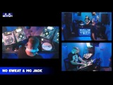 JOEY RIOT with POISON, NO-SWEAT &amp MC JACK - Rough Tempo LIVE - June 2014 -