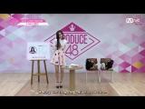 FSG Pick Up PRODUCE 48 A Team Ким Чоён PR video (рус. саб.)