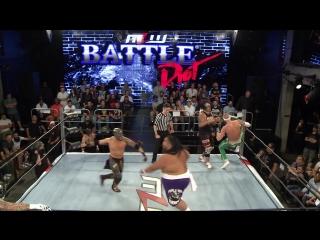 MLW. Battle Riot