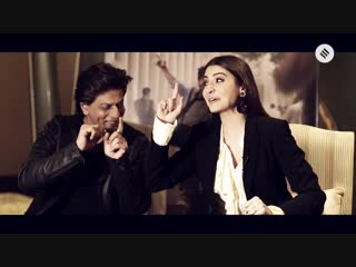 Shah rukh khan and anushka sharma ¦ prepare yourself for a laugh riot