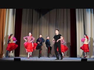 Казачий танец студии