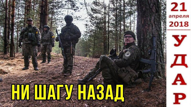 УДАР 2018. Оборона базы жёлтых.
