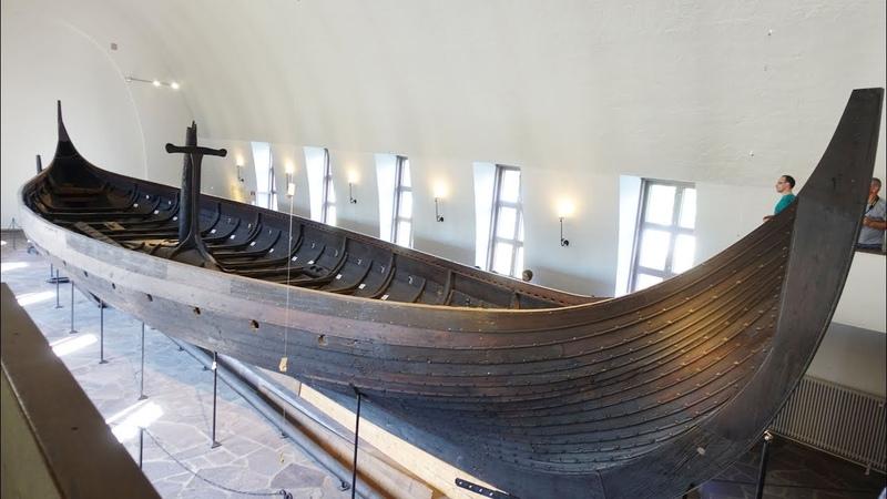 Скандинавия | Музей кораблей викингов, Музей Кон-Тики | VLOG8
