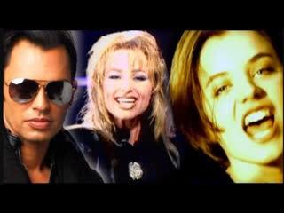 Eurodance 90's - Video Mix (VJ Carlos21 & DJ Sergio Trova)