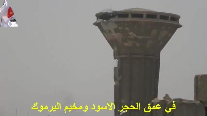 Война в Сирии. Бои с участием САА и Бригады Аль-Кудс