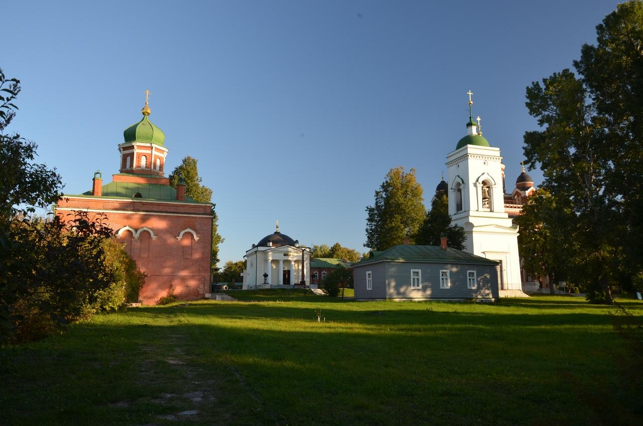 Q6k3fOVvrXs Спасо-Бородинский монастырь.