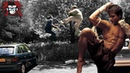 Tony Jaa Ong BaK Inspired Action fight scene. Taken from 2008 Movie KAMIKAZE Sequence 05