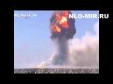 Неопознанный мир - В Сирии НЛО наблюдал за взрывом бомбы! Август 2013!