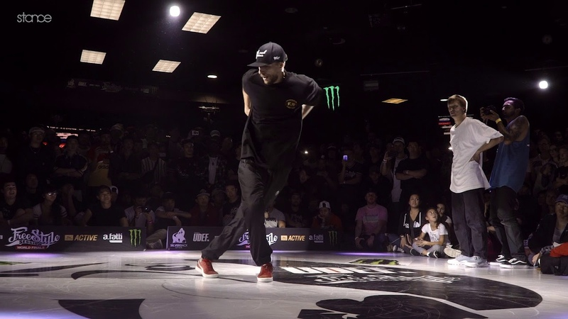 IOE OBC vs Yan Robin .stance FREESTYLE SESSION 2018