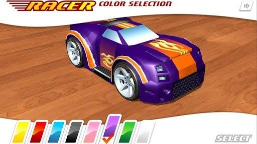 Скачать Whiz Racer для android