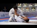 Апрель 2018: Кейнан Дуарте (снизу) vs. Заакир Бадат. UAEJJF World Pro Championship.