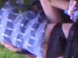 Пьяные трахаются в кустах - скрытая камера/подглядывание( секс порно эротика ) от клуба vkontakte.ru/club9684805