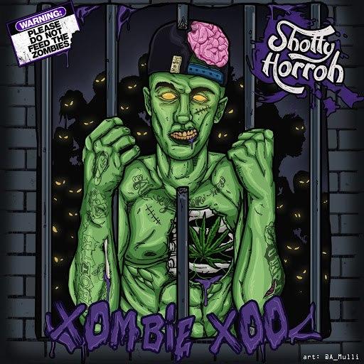 SHOTTY HORROH альбом Xombie Xoo