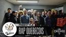 Rowjay, Lost, White-B, MB, LaF, François Fondu, Salimo, Dr. Mad - Freestyle LaSauce RAP QUÉBÉCOIS {OKLM TV}
