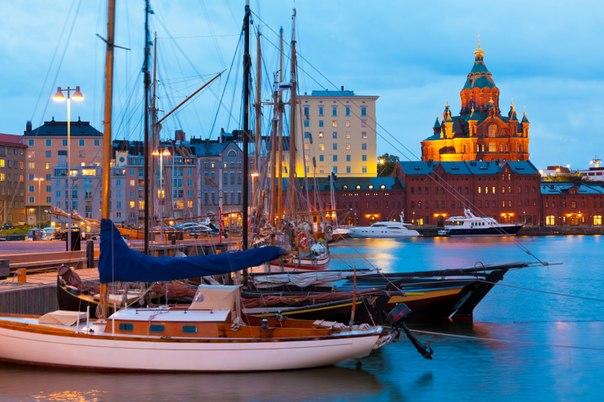 Трехдневный круиз Финляндия- Швеция на. каютах класса A или.  B, проезд из Санкт-Петербурга на. автобусе европейского...