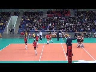 УРАЛОЧКА VS ФАКЕЛ (НОВЫЙ УРЕНГОЙ), 22.02.2013