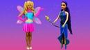 Видео для девочек - Барби заколдована гаджетами - Видео про кукол