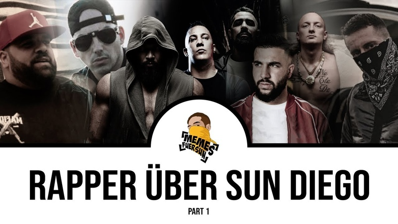 Rapper über SUN DIEGO ft Kollegah Farid Bang Bushido uvm