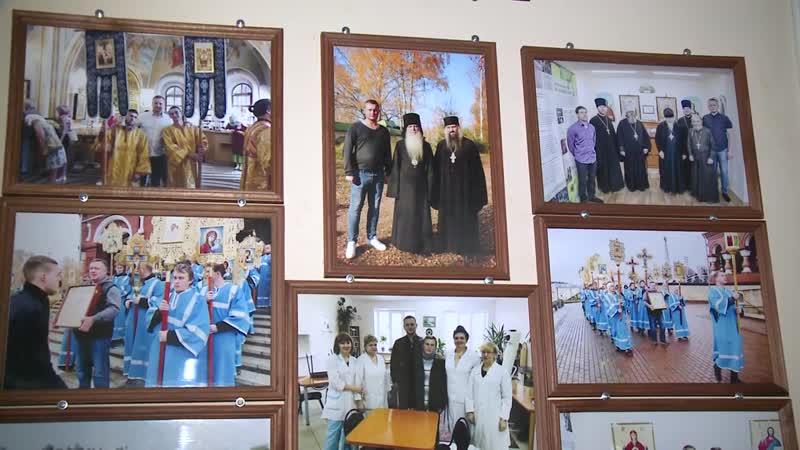 Видеосюжет о православном реабилитационном центре ГТРК УДМУРТИЯ