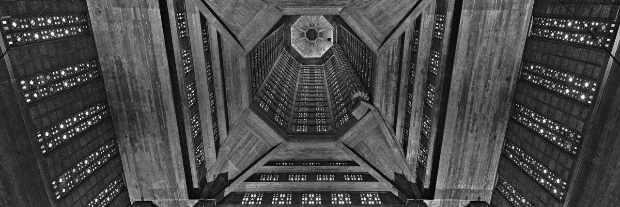 Церковь Святого Иосифа в Гавре