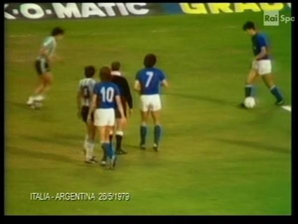 25051979 Italy v Argentina