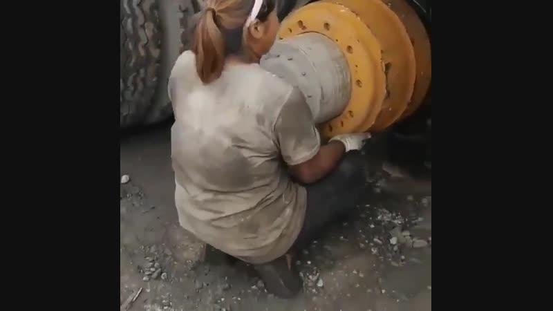 Слабый пол
