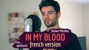 Shawn Mendes - In My Blood (French | Version Française) Api cover