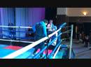 Открытый ринг по кикбоксингу Коля выиграл