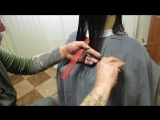 Как за 15 минут научиться делать стрижку Каре