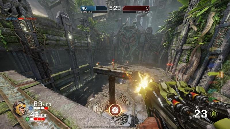 БОЙ Quake Champions 2018.06.12 - 15.07.03.03