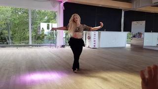 2018! DIVA DARINA master-class in Poland Pop-song