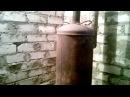Чудо печка длительного горения типа бубафоня
