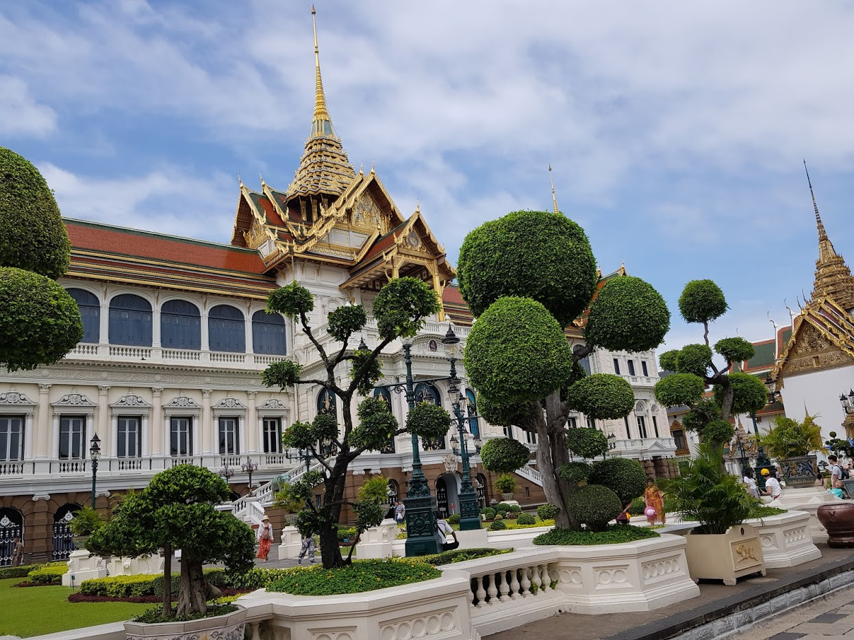 Дождливый июль в солнечном Таиланде