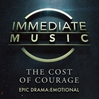 IMMEDIATE MUSIC альбом The Cost of Courage