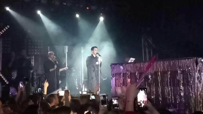 Концерт MELOVIN Киев 13.12.2018 (1)