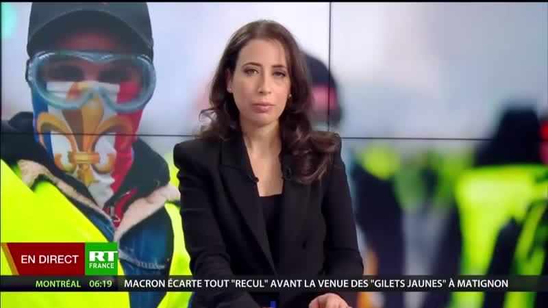 «Le peuple en a marre […] c'est un ras-le-bol général», martèle Bachir, membre d_HD.mp4