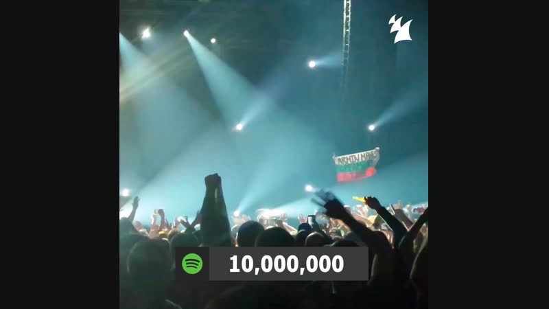 Armin van Buuren x Vini Vici x Alok feat. Zafrir - United (10 million streams Spotify)