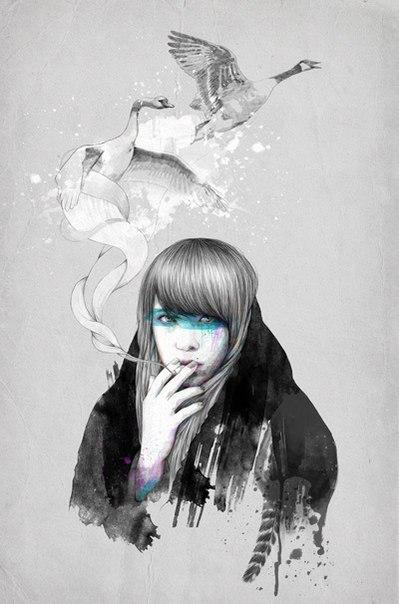 Иллюстратор Ariana Perez W0byP58JhP4