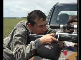 Всероссийские соревнования по варминтингу, стрельба в классе