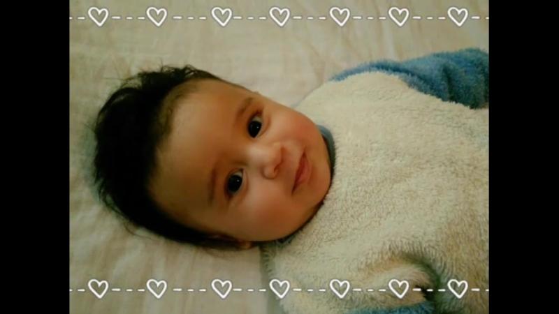 Счастье для мамы - улыбка младенца, что месяцами носила под сердцем... Первое слово и первый шажок, когда на руках засыпает сыно