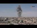 """Сегодня утром, в городе Ракка, контролируемом """"Сирийскими Демократическими Силами"""", прогремел мощный взрыв. Местные источники со"""
