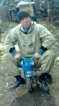 Степан Голенцов, 24 сентября , Красноярск, id99059791